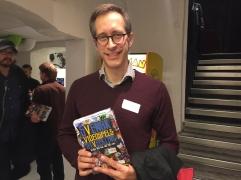 Fredrik Öhrström gjorde spelet Helikopter till Texas TI-99. Han var också medlem i Programbiten som skrev om och spred spel till Texas Instruments i Sverige.