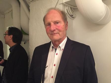 Peter Inser ligger bakom Intron, en svensk studio med flertalet anställda som gjorde många spel till Videopac under tidigt 80-tal. Det rörde sig både om unika titlar som Nightmare och portningar som Frogger.
