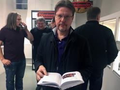Magnus Nordin inledde sin karriär med att skapa textäventyr till VIC-20 och C64. Det är titlar som är bland de tidigast utgivna kommersiella spelen skapade i Sverige som gick att köpa i butik. Efter en lång frånvaro från spelbranschen så återvände han för ett par år sedan och är idag på SEED som bygger teknik och forskar i nya områden.