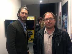 DICE-grundaren Marcus Nyström och Michael Berglund som gjorde spel på ZX Spectrum under namnet Xenon Software. Michaels bror Patrick som medverkade på spelen blev senare studiochef på DICE.