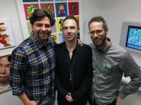 Thomas Arnroth, Tobias Bjarneby och Martin Lindell. Samtliga tre har skrivit böcker om spel. Arnroth är aktuell som årets journalist 2016 och har en gång i tiden medverkat i produktionen av ett spel vid namn Journalist.