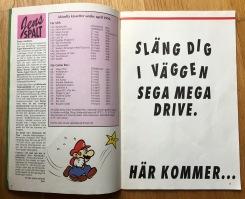 SEGA var kaxiga, nu var det Nintendos tur att tuffa till sig.