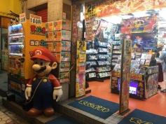En av Super Potatos två butiker i Osaka.