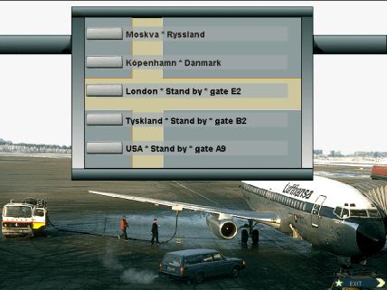 En av Stefans många flygplatsfoton.