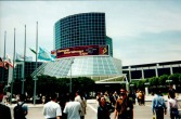 E3-mässan i Los Angeles 1996.
