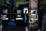 Into the Shadow fanns på flera stationer i montern.